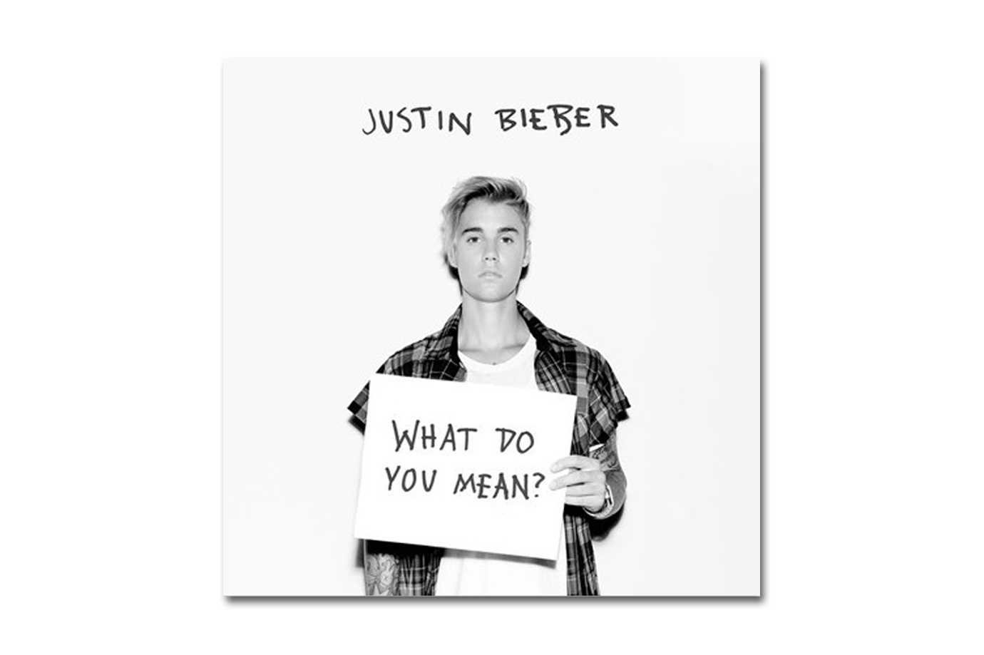 Justin Bieber - What Do You Mean (Produced by Skrillex)