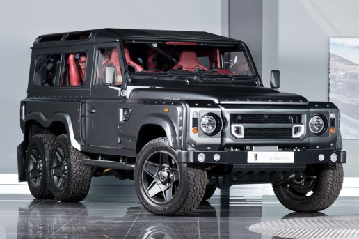 Kahn Land Rover Defender Flying Huntsman 6x6