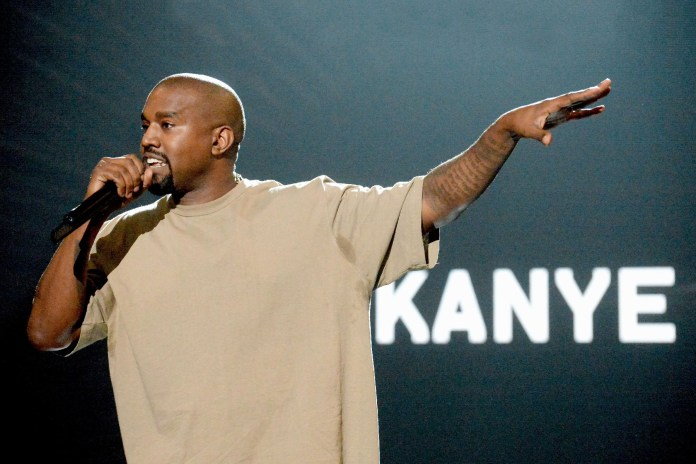 Read the Full Transcript of Kanye West's Video Vanguard Award Acceptance Speech