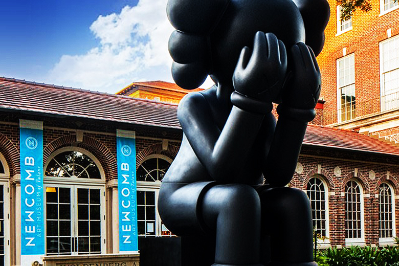 """KAWS, Karl Wirsum and Tomoo Gokita Feature in """"A Shared Space"""" Exhibition"""