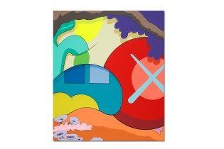 KAWS 'You Should Know I Know' Limited-Edition Print