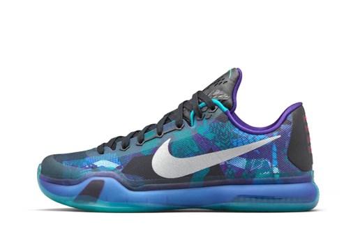 """Nike Kobe X """"Overcome"""""""