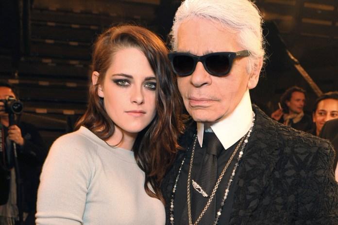 Kristen Stewart to Appear in Karl Lagerfeld-Directed Film