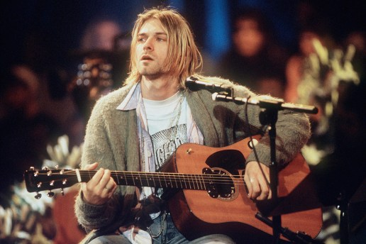 Kurt Cobain's Solo Album Set for November Release