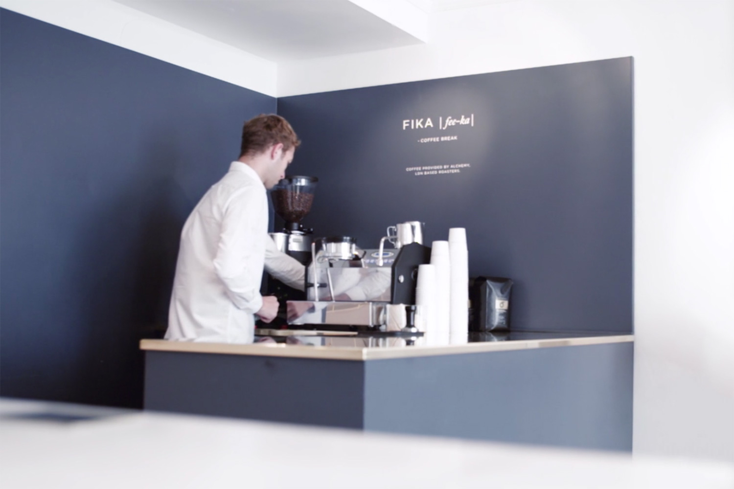 Larsson & Jennings' In-House Coffee Bar Brings a New Dynamic to Watch Shopping