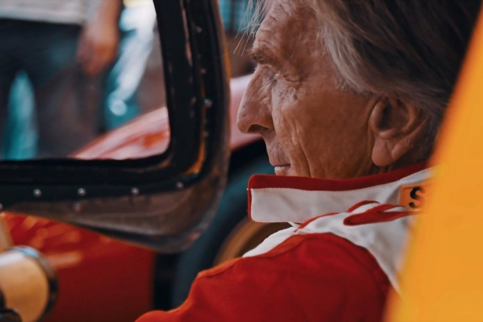 Legendary Racer Derek Bell Is Reunited With His First Race Car