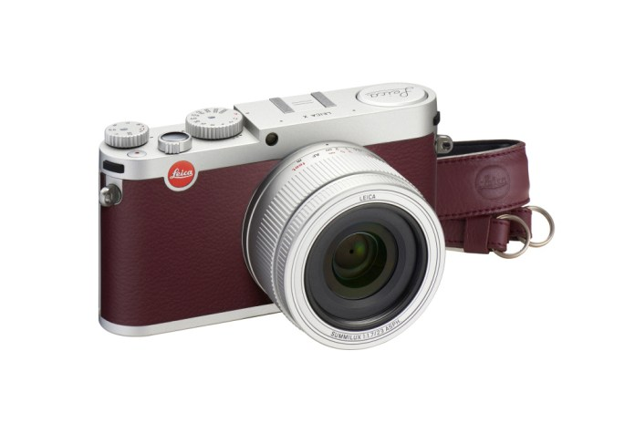 Leica Launches Maroon X and Rolling Stone Limited Edition Cameras