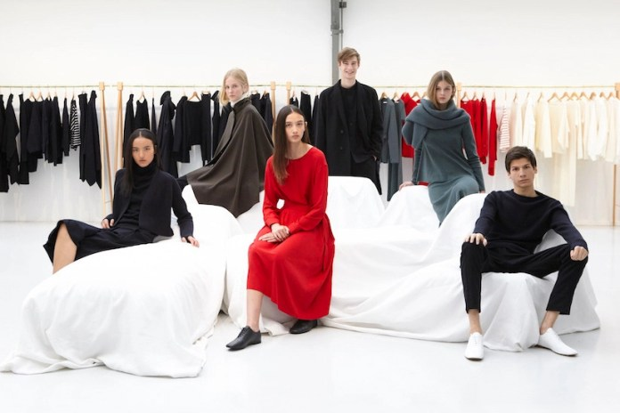 Lemaire x Uniqlo 2015 Fall/Winter Presentation