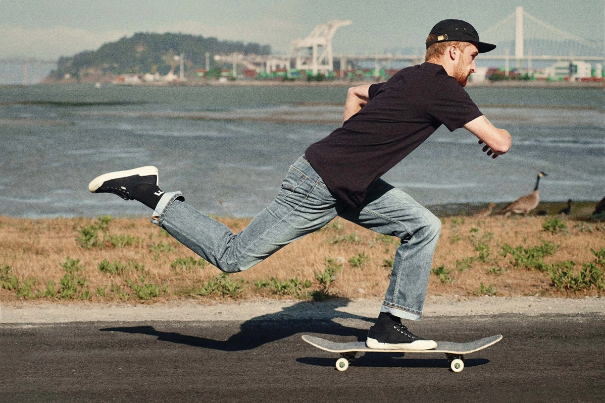 Levi's Skateboarding 2015 Fall/Winter Lookbook