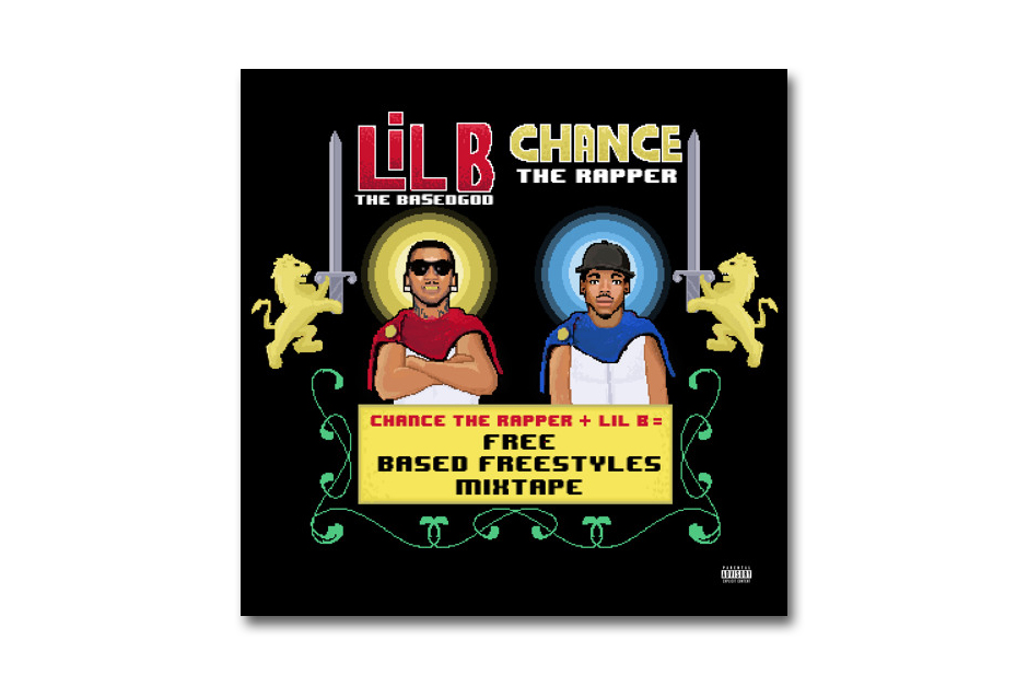 """Lil B & Chance The Rapper Team up for """"Based Freestyle"""" Mixtape 'Free'"""