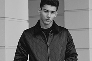 Louis W. for A.P.C. 2015 Fall/Winter Collection