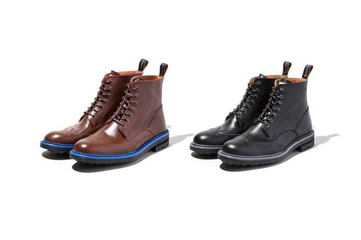 LUKER by NEIGHBORHOOD 2015 Fall/Winter Wingtip Boots