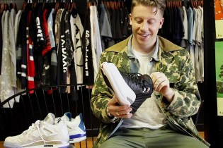 Macklemore on Michael Jordan, His First Pair of Air Jordan IVs, and What He Thinks Is Wrong With Sneaker Culture