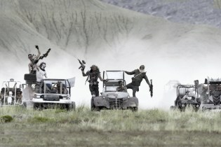 'Mad Max' Gets Recreated With Go-Karts and Paintball in Insane 4K Video