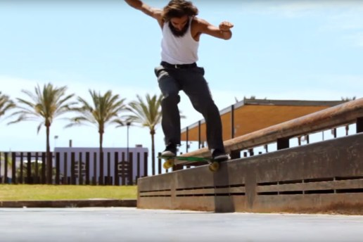 Manolo Robles Rips a Penny Board for 30th Birthday
