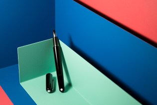 "Marc Newson x Montblanc ""Montblanc M"" Collection"
