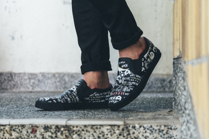 Master of Arts 2015 Fall/Winter Footwear