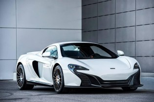 This McLaren 650S Spider Nürburgring 24H Edition Is Limited to Only 8 Units