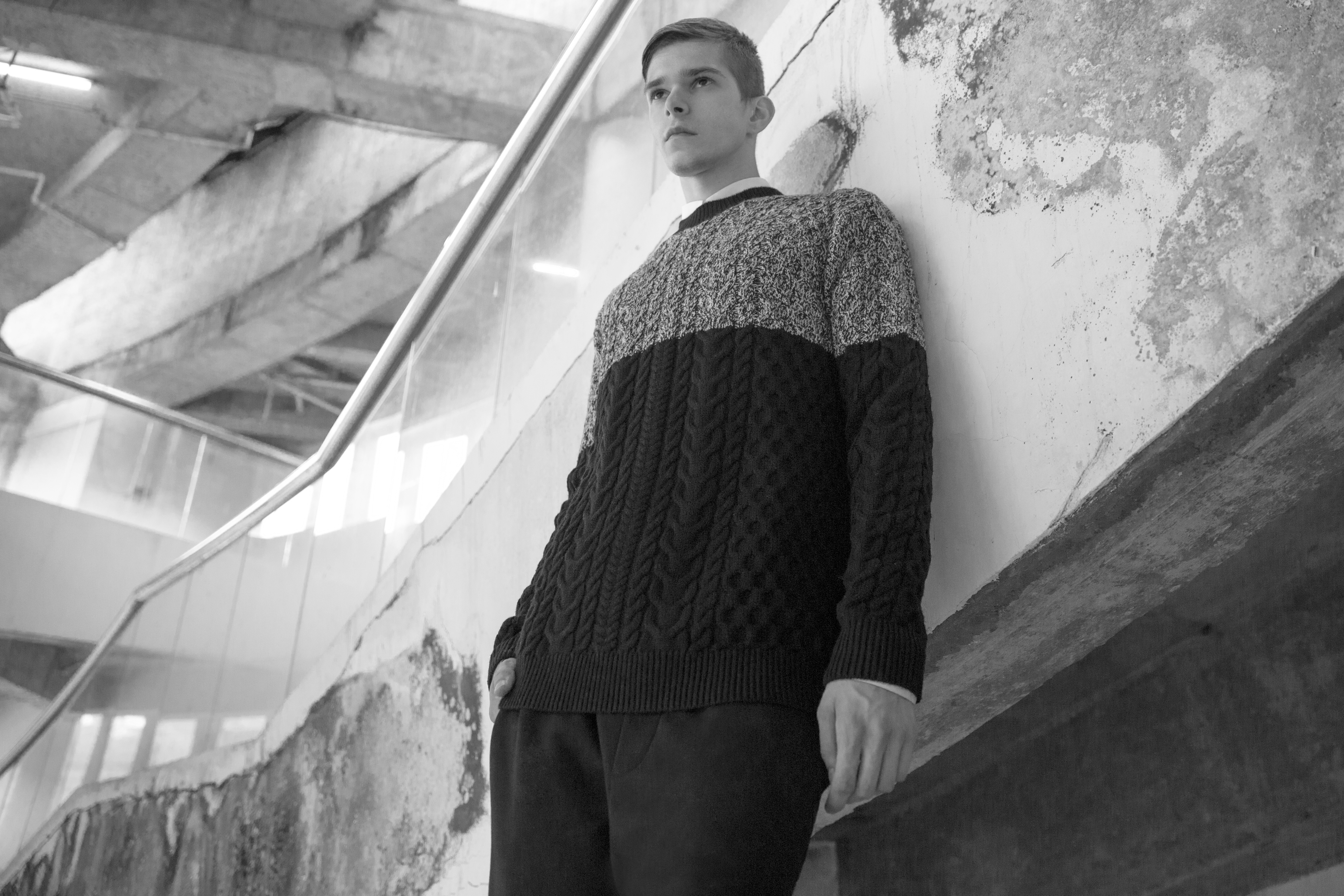 McQ by Alexander McQueen 2015 Fall/Winter Collection