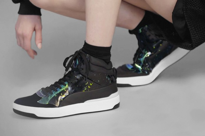 McQ by Alexander McQueen x PUMA 2015 Fall/Winter Video Lookbook