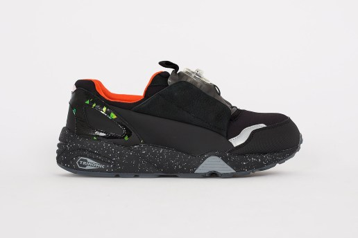 A Closer Look at the McQ by Alexander McQueen x PUMA Disc Blaze
