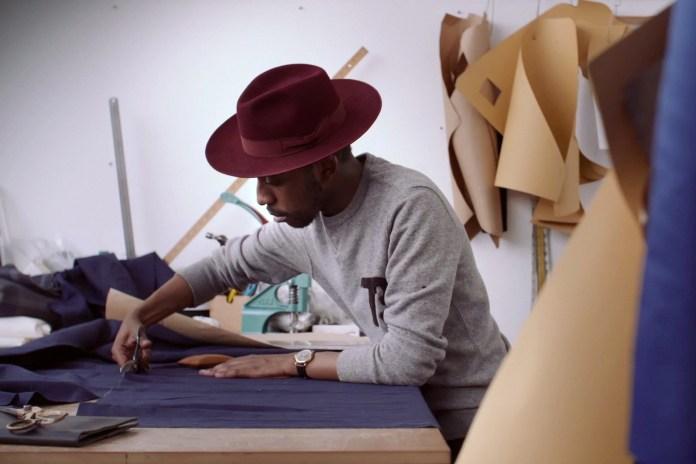 Meet Nigel Ruwende, London's Bespoke Apron Maker