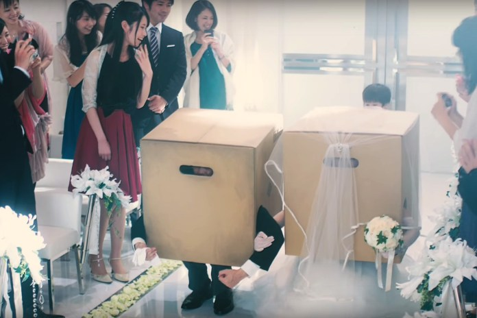 This 'Metal Gear Solid V: The Phantom Pain' Wedding Is Both Amazing and Weird