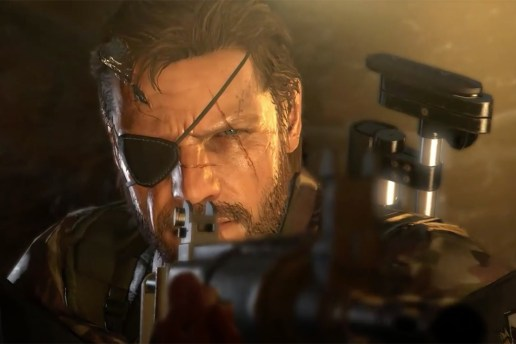 "'Metal Gear Solid V: The Phantom Pain"" Gamescom 2015 Trailer & Gameplay Demo"