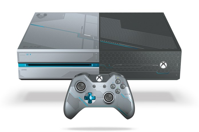 Microsoft Xbox One 'Halo 5: Guardians' Limited Edition