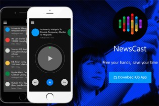 Microsoft's NewsCast App Will Read the News for You