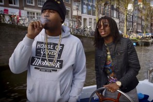 Migos Road Trip Through Amsterdam, Moscow, Paris and London