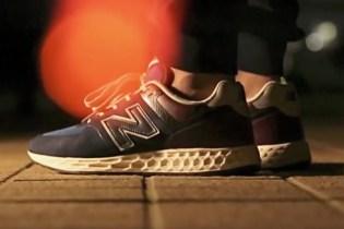 "mita sneakers x New Balance MFL574 ""History Gradation"""