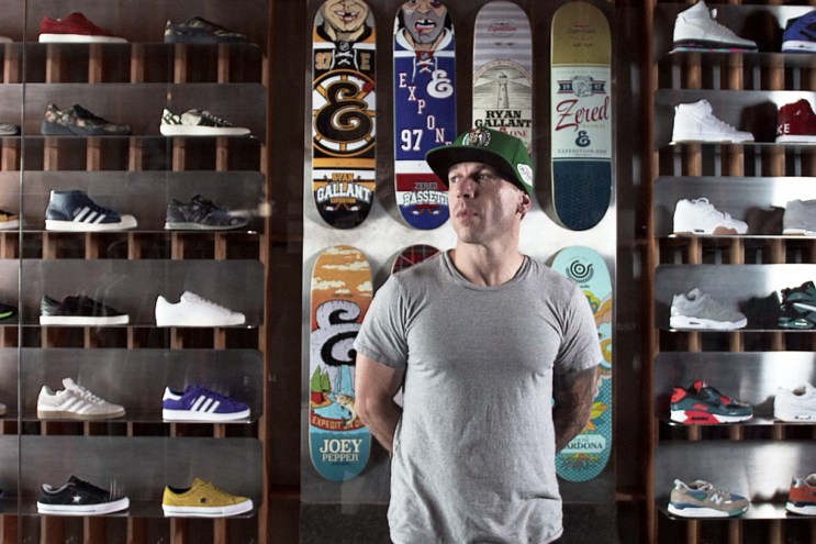 Mitchell & Ness Presents 'Gentlemen of Streetwear' With Deon Point of Concepts