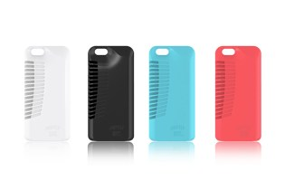 MTV x Ampfly Battery-Free iPhone Speaker Case