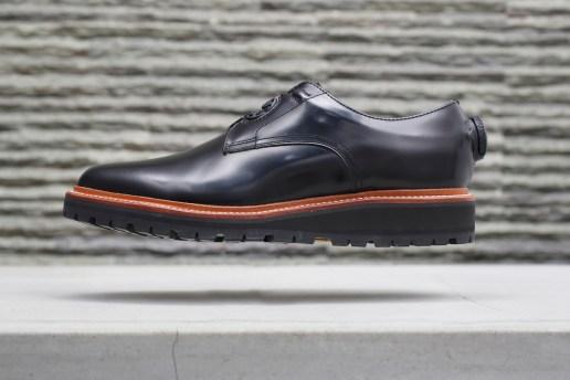 MUG x REGAL 2015 Fall Boa® Closure System Leather Shoes