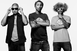 N.E.R.D - Locked Away