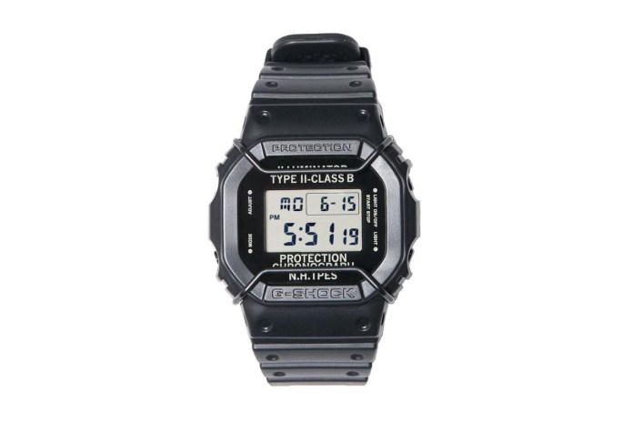 N.HOOLYWOOD x Casio G-SHOCK DW-5600NH Watch