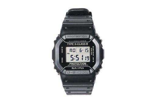 N.HOOLYWOOD x Casio G-SHOCK DW-5600NH Watch