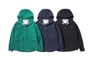 nanamica 2015 Fall/Winter Cruiser Jacket & Soutien Collar Coat