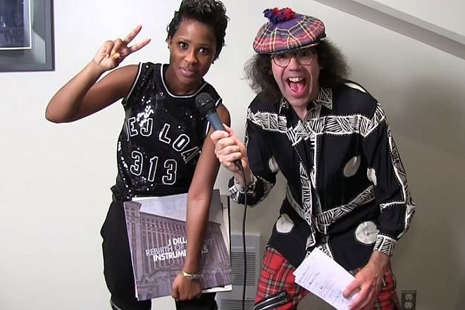 Nardwuar Interviews Dej Loaf