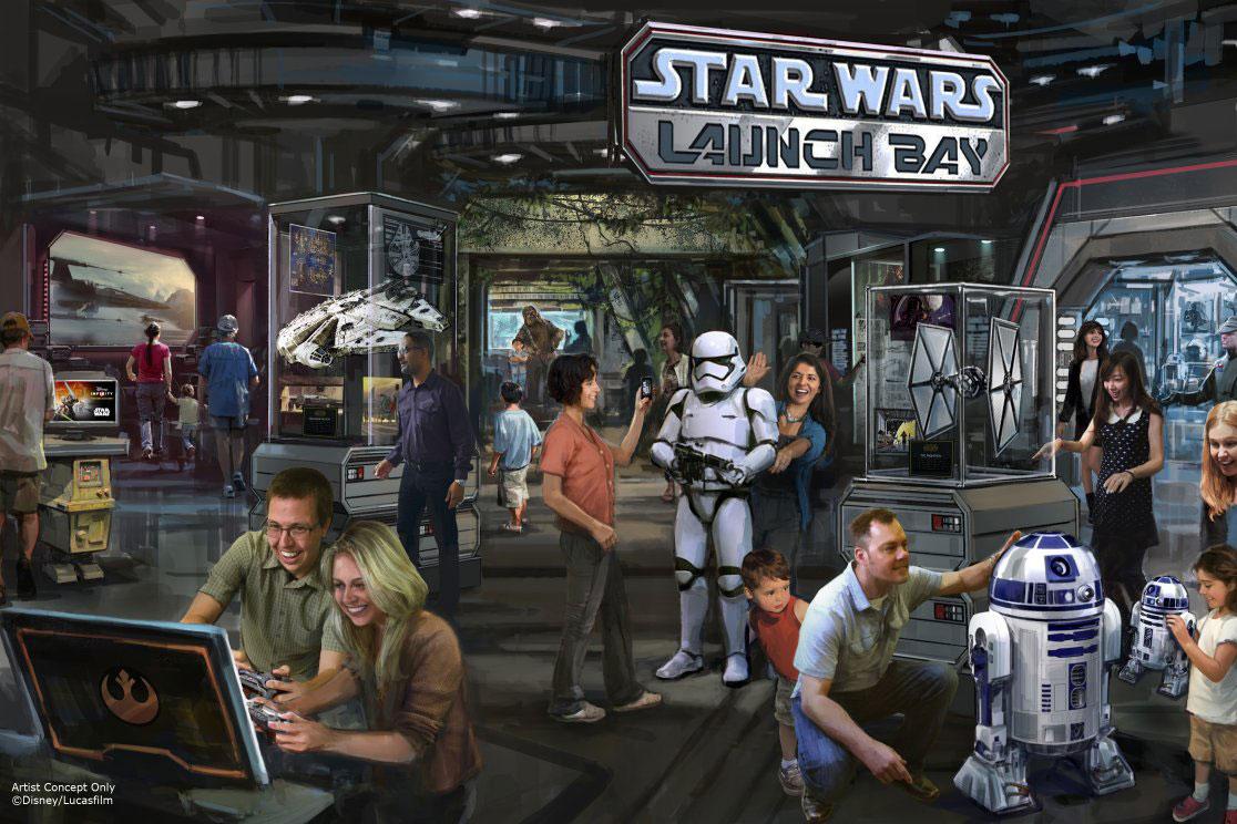 New Announcements Regarding Disney's Plans for 'Star Wars Land'