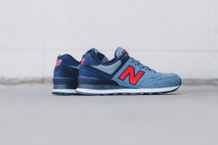 "New Balance ML574 ""Sweatshirt"" Pack"