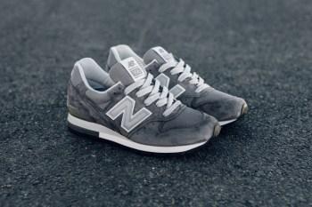 New Balance 996 Heritage Grey/Silver
