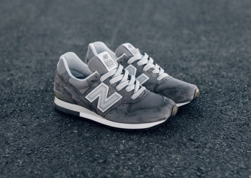 New Balance 996 Heritage Grey/Silver