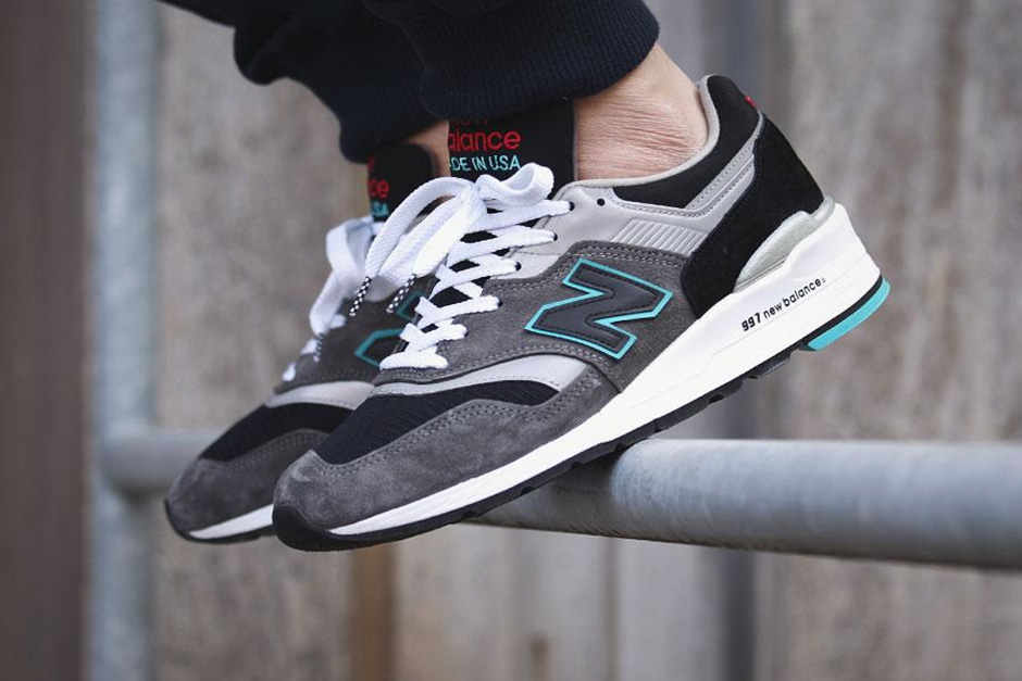 New Balance 997 Made In Usa