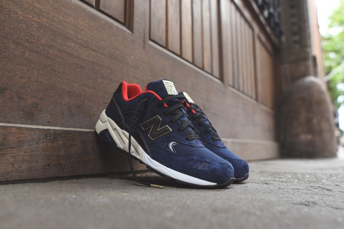 "New Balance MRT580 Limited Edition ""Navy/Red/Gold"""