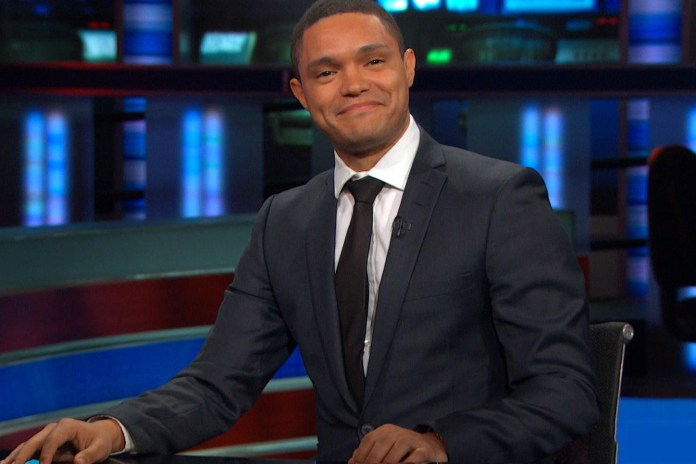 Trevor Noah Talks Twitter, His South African Upbringing and Taking Over the Daily Show