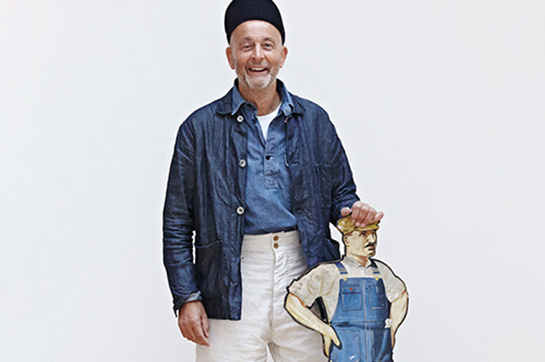 Nigel Cabourn 2016 Spring/Summer Collection