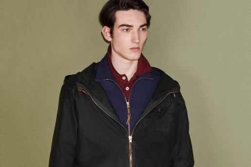 Nigel Cabourn x Fred Perry 2015 Fall/Winter Collection