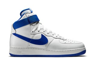 "Nike Air Force 1 High QS ""Game Royal"""